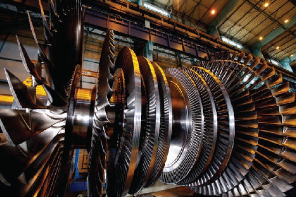 About Us - ET International | Gas and Steam Turbines Spare